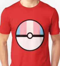 Transgender Pokeball T-Shirt