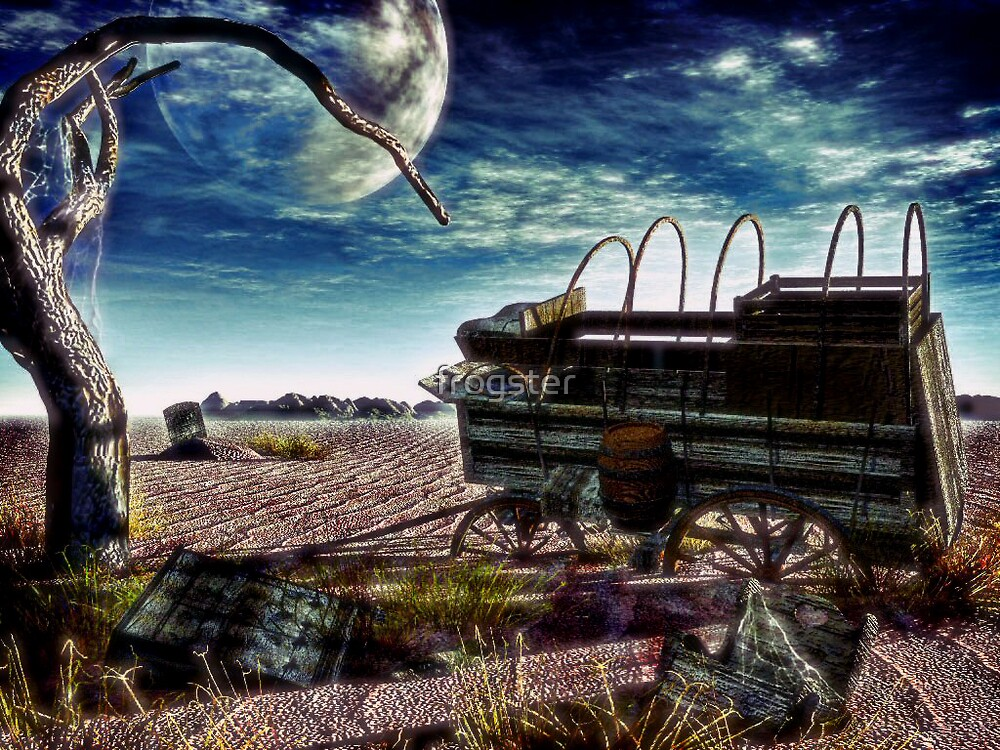 Journeys End by frogster