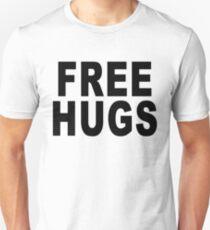 Camiseta unisex ABRAZOS GRATIS