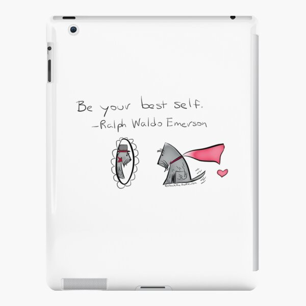 Jack - Be Your Best Self iPad Snap Case
