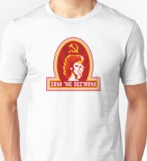 Zoya The Destroya, Glow Unisex T-Shirt