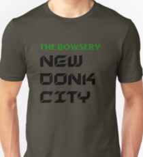 The Bowsery New Donk City T-Shirt