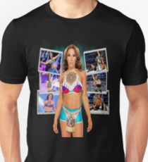 mickie james T-Shirt