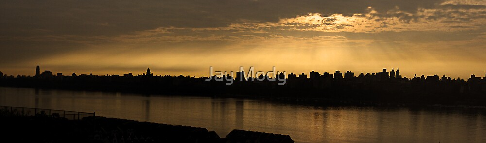 Enlightened City by Jay Mody