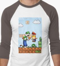 Super Calvin and Hobbes Bros. T-Shirt