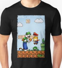 Super Calvin and Hobbes Bros. Unisex T-Shirt
