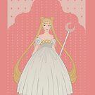 Deco Moon Princess by Christadaelia