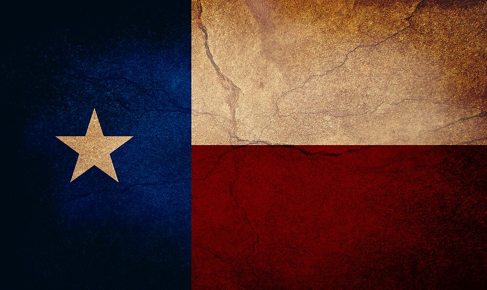 Quot The Lone Star State Quot By Webart Redbubble