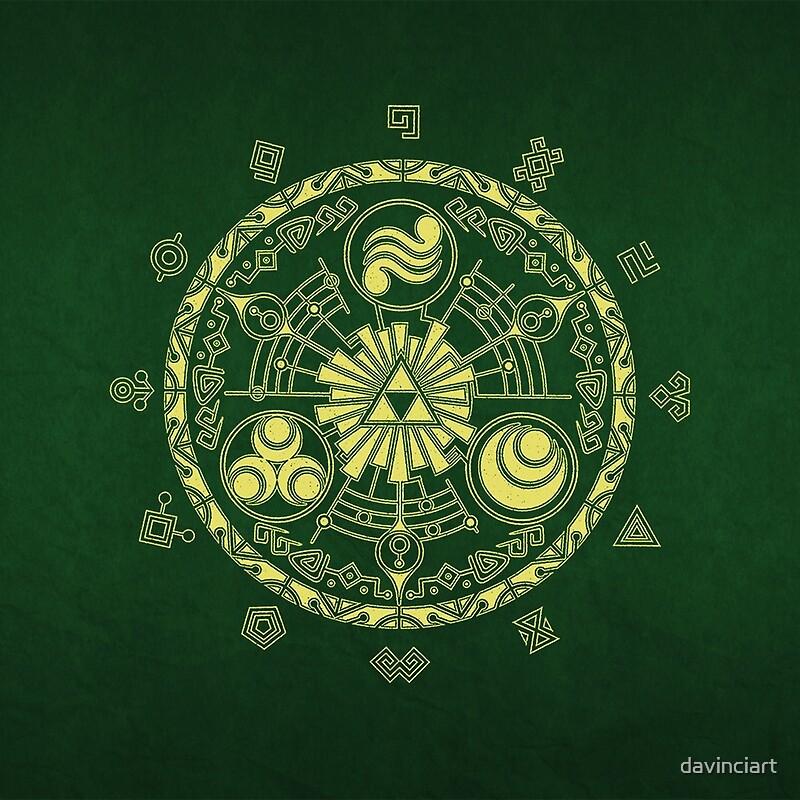Quot Zelda Triforce Art Logo Quot Posters By Davinciart Redbubble