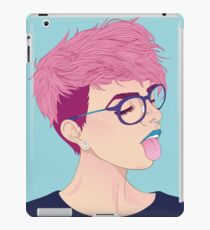 Pink Punk iPad Case/Skin