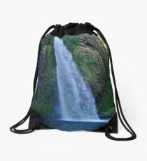 Horsetail Falls Drawstring Bag