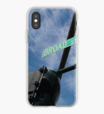 Broad Street Providence iPhone Case