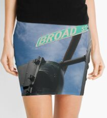 Broad Street Providence Mini Skirt