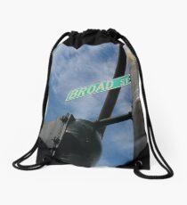 Broad Street Providence Drawstring Bag