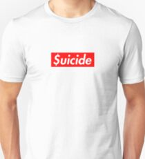 $uicide - Suicide T-Shirt