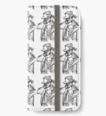 Simplefader-Character67 iPhone Wallet/Case/Skin