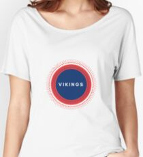 Vikings Norway Women's Relaxed Fit T-Shirt