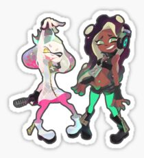 OFF THE HOOK Sticker