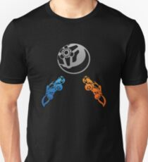 "Rocket League® - ""Colliding Aerial"" T-shirt & Memorabilia T-Shirt"