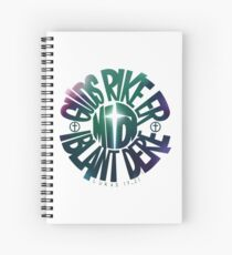 Guds rike er midt iblant dere Spiral Notebook