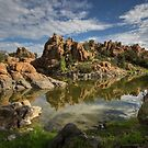 Granite Dells by Sue  Cullumber