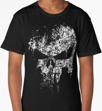 Puniskull Long T-Shirt
