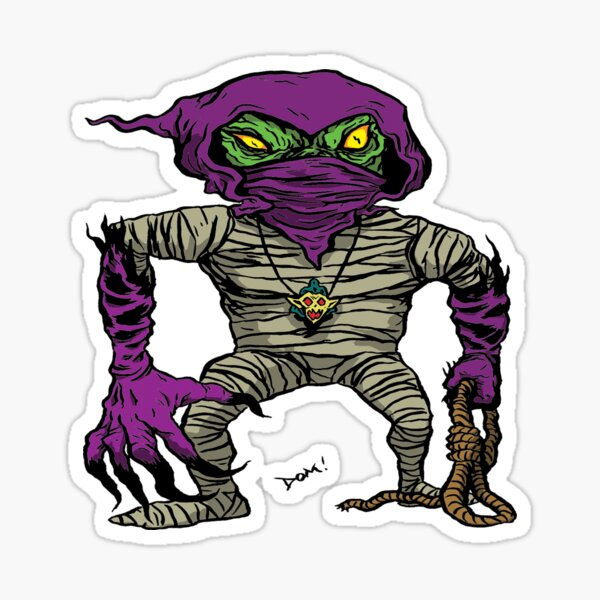 The Ghoul! Sticker
