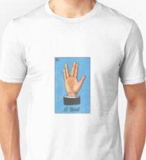 Loteria: El Nerd / La Mano  hand T-Shirt