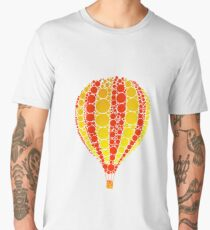 The Hot Air Ballon Men's Premium T-Shirt