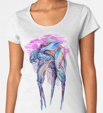 Dark crystal Premium Scoop T-Shirt