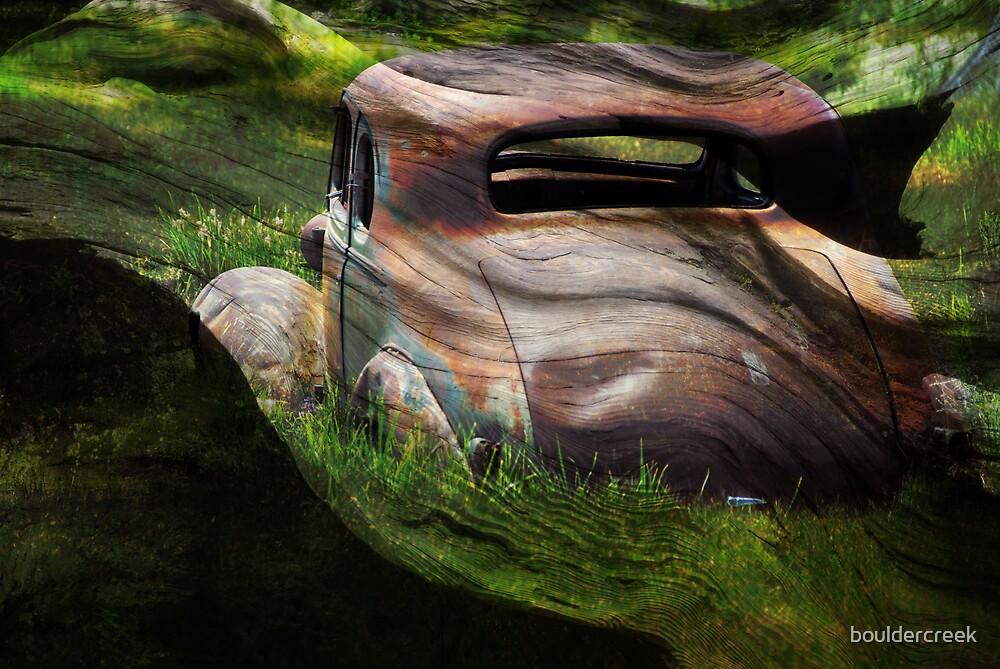 Woodie by bouldercreek