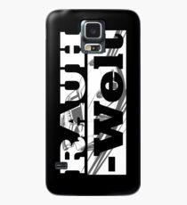 RWB Silhouette Case/Skin for Samsung Galaxy