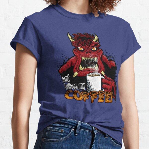 Caf-fiend Classic T-Shirt