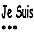 Je Suis Charlie by Colin Bentham