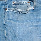 Old Jeans  by George Robinson