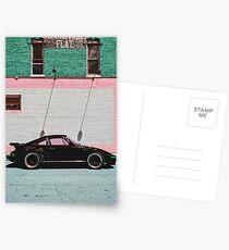 Porsche 911 Classic Postcards