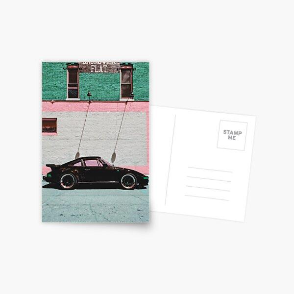 Porsche 911 Classic Postcard