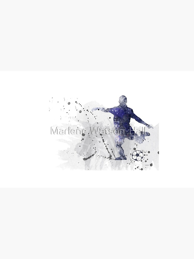 Fußballspieler 2 von marlenewatson