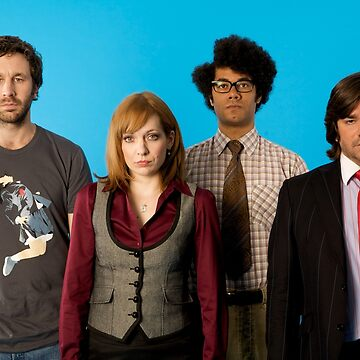 The it crowd  by Dylannn