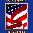 U.S. NAvy Retired by George Robinson