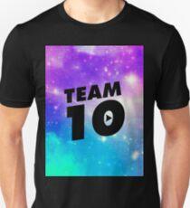 galaxy team 10- jake paul T-Shirt