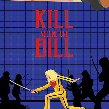 KILL BILL: VOLUME ONE by guiltycubicle