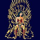 Gal of Thrones by kentcribbs