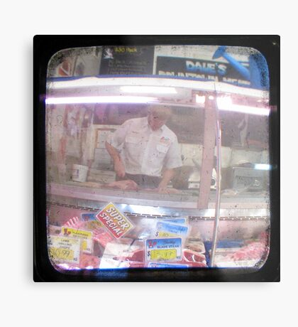 The Butcher - Northern Tablelands, NSW, Australia Metal Print