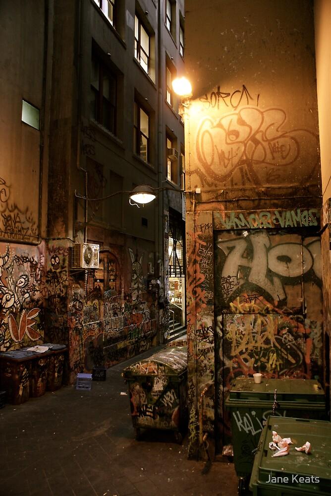 Street Art by Jane Keats
