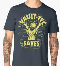 Vault-Tec Saves Men's Premium T-Shirt
