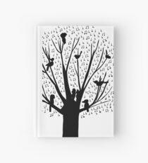 Musical Tree - Australian Bird Calls Hardcover Journal