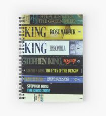Stephen King PB3 Spiral Notebook