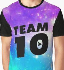 galaxy team 10- jake paul Graphic T-Shirt
