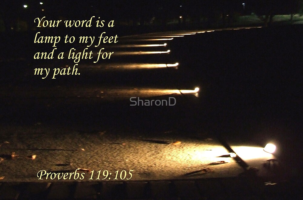 You Light My Path by SharonD